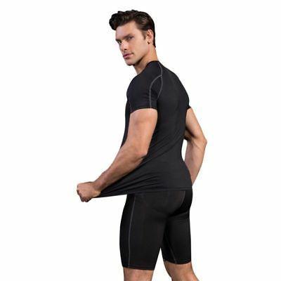 Men's Shirt Sleeve Base Clothes Running