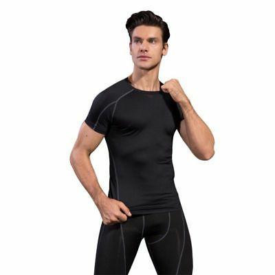 Men's Shirt Sleeve Base Clothes