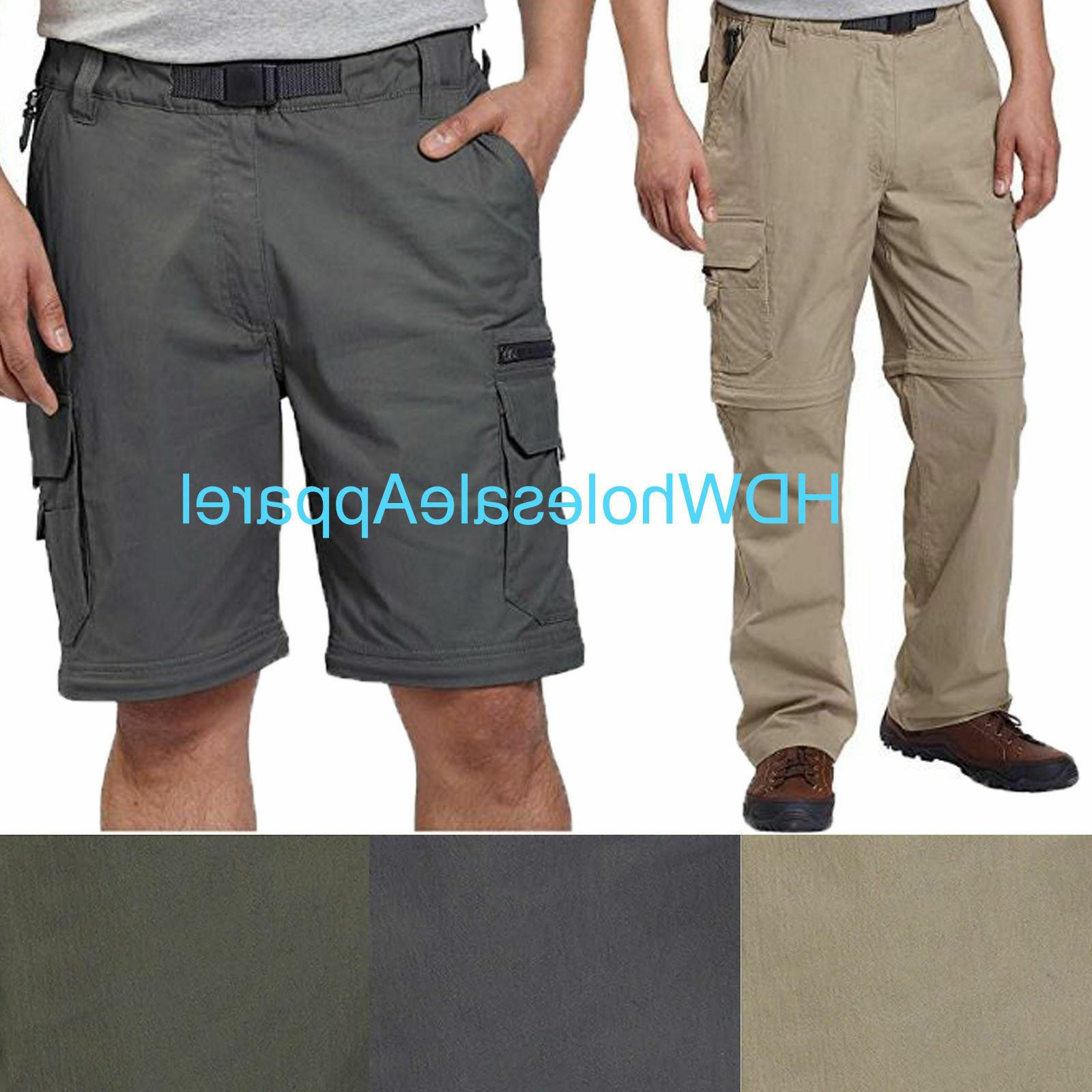 men s convertible stretch cargo hiking active