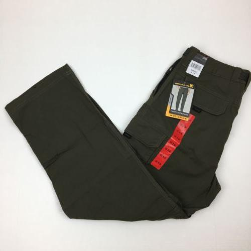 Men's Stretch Cargo Camping Active
