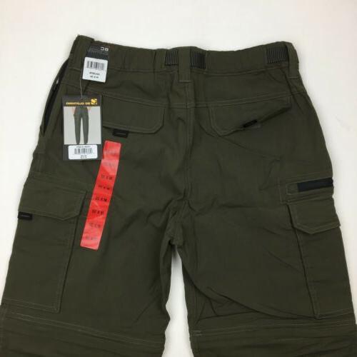Men's Clothing Stretch Hiking Camping Active Pants Shorts