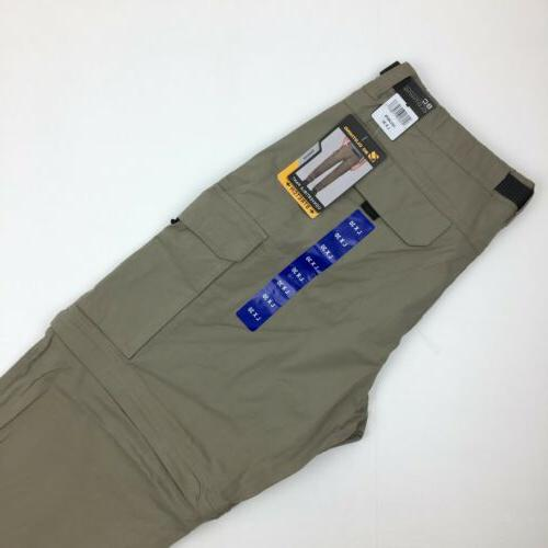 Men's BC Convertible Stretch Cargo Hiking Active Shorts
