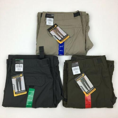 men s convertible stretch cargo hiking camping