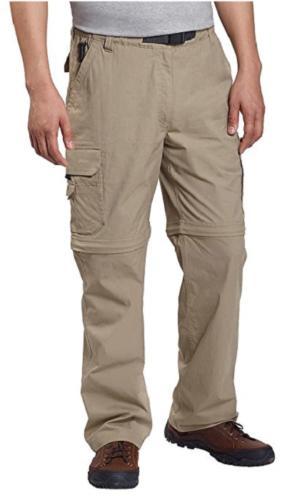 BC Clothing Men's Stretch Cargo Shorts,Zippered Pockets