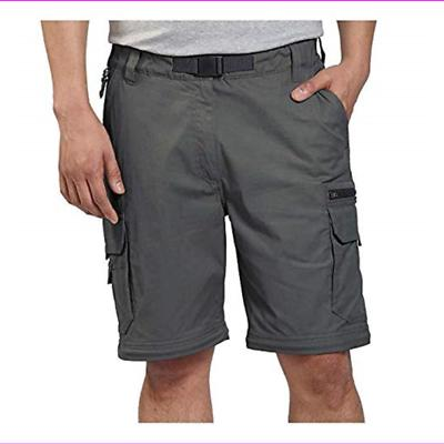 BC Men's Stretch Hiking Pockets Pants/Short