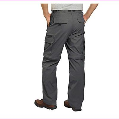 men s convertible stretch cargo hiking zippered