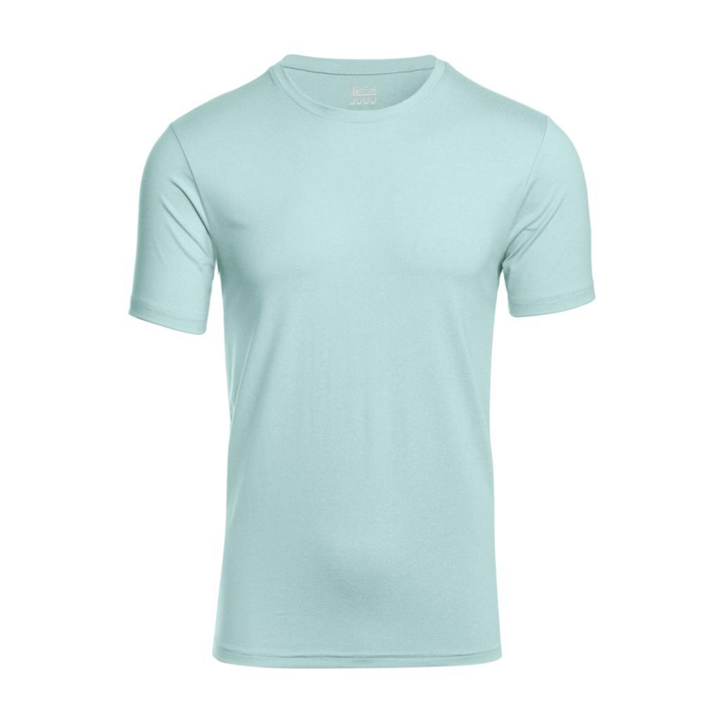Men's S/S Quick Crew Neck T-Shirt 13 Colors,
