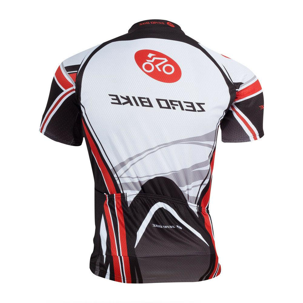 Men's Cycling Sports Clothing Jersey Shorts Wear Suit