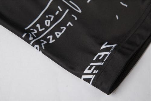 Men's Cycling Short Sleeve Shorts