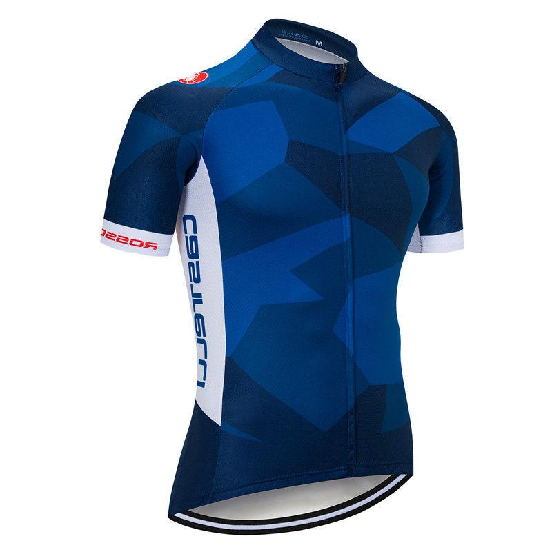 men s cycling jersey bicycle short sleeve