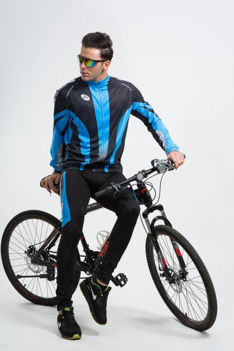 Men's Bicycle Sleeve Shirts Sets