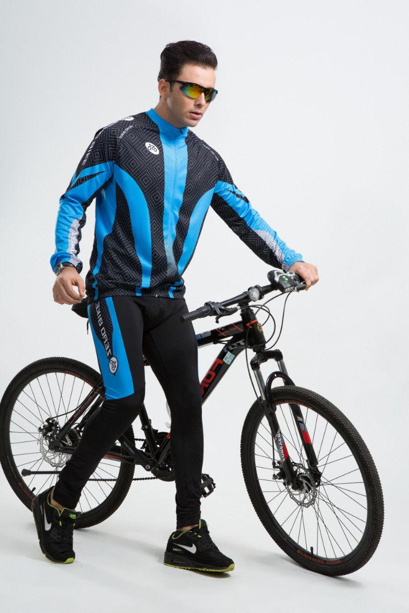 Men's Bicycle Clothing Long Sleeve Shirts