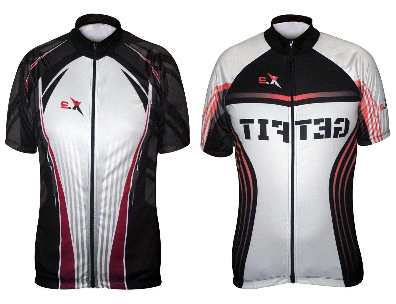 men s cycling jerseys bike short shirts