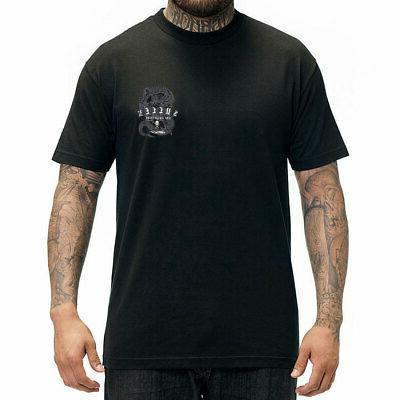 Sullen Men's Double Short Premium T Shirt Clothing