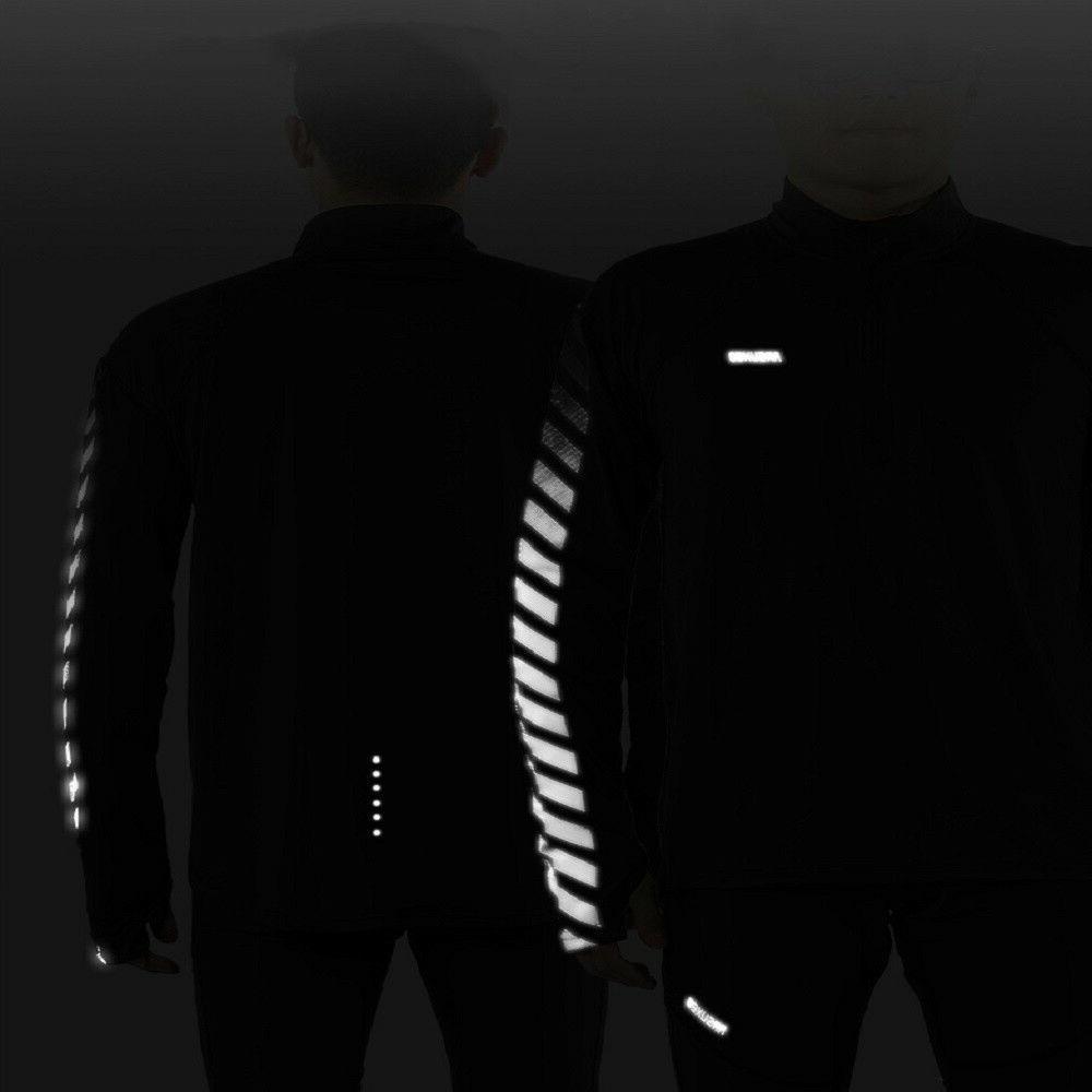 Men's Dry Shirts Clothing Reflective