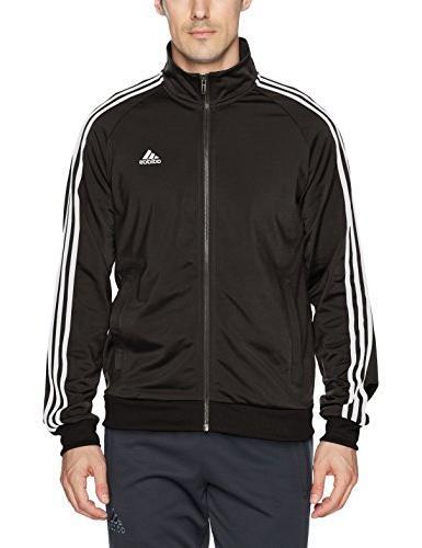 men s essentials 3 stripe tricot track