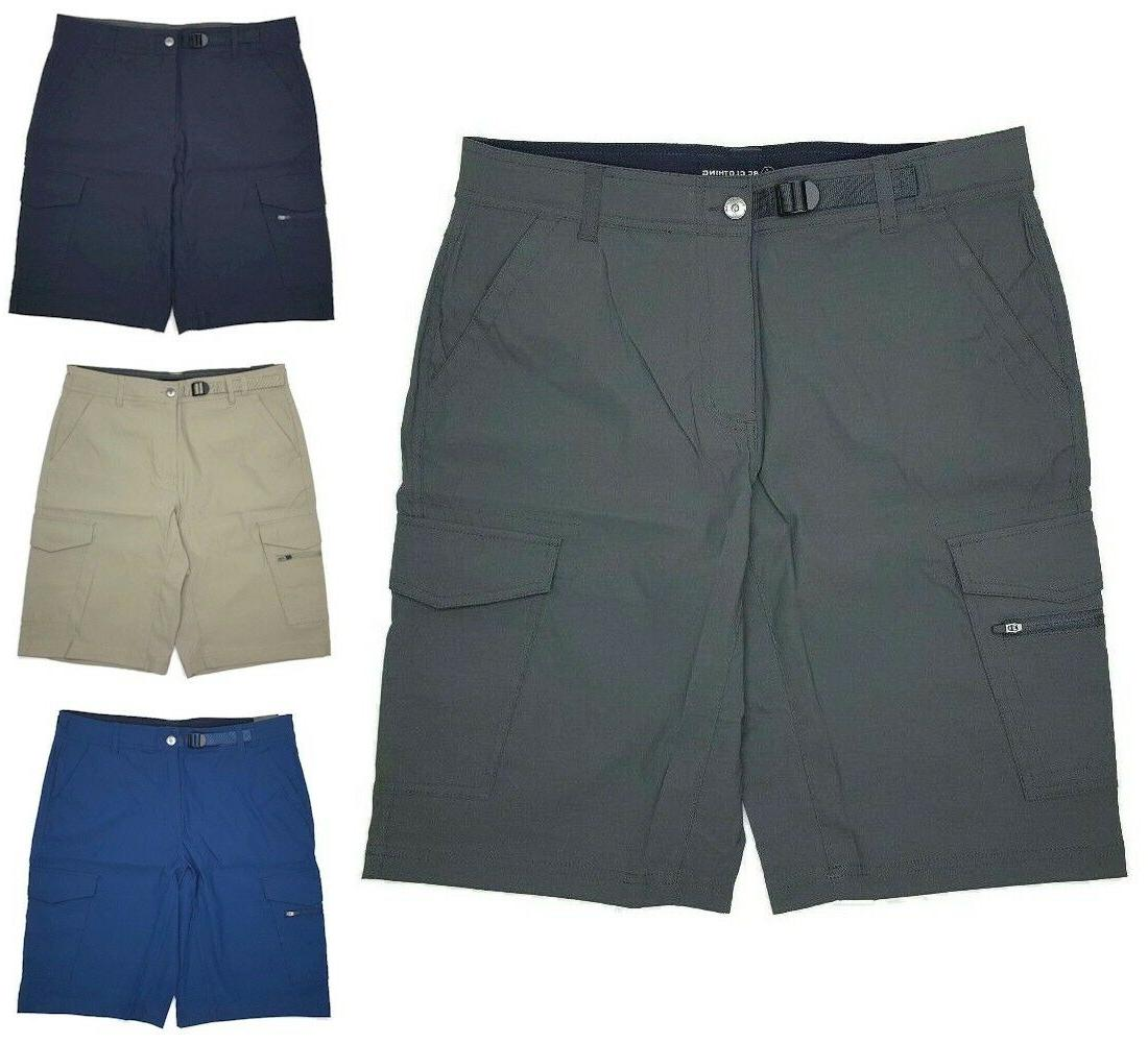 men s expedition stretch cargo shorts choose