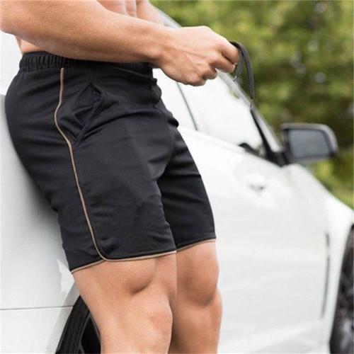 Men's Gym Workout Fitness Short