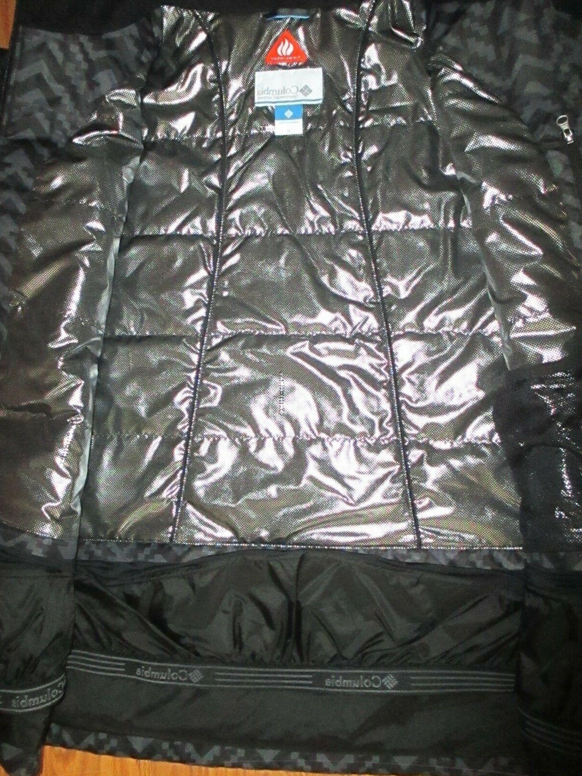 Men's Hardpack Omni Hood Winter Black