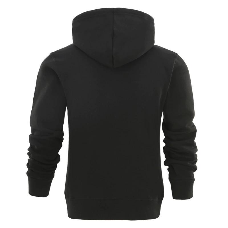 Men's Hoodie Cotton Fall Sweatshirts