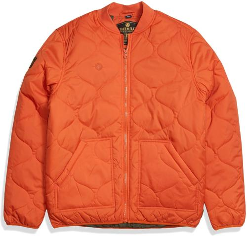 Element Men's Jacket, Burnt Ochre, L