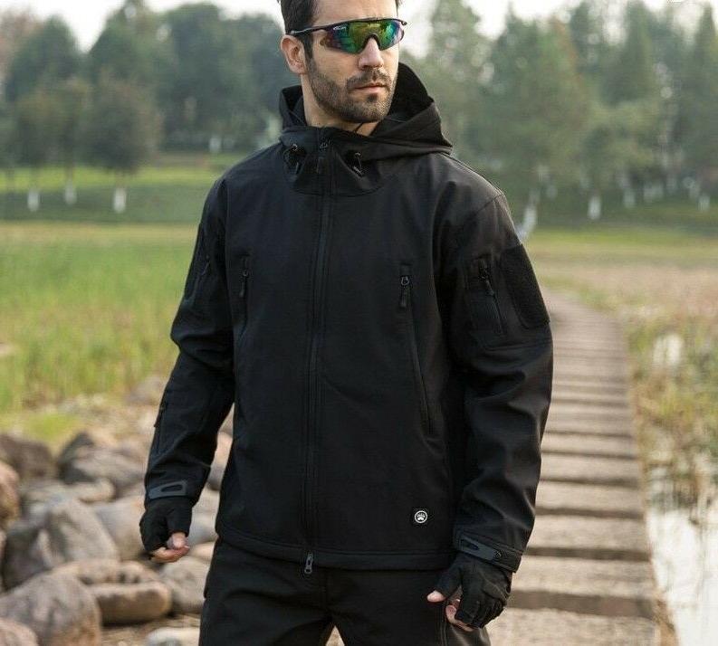 Men's Coat Outwear Clothe