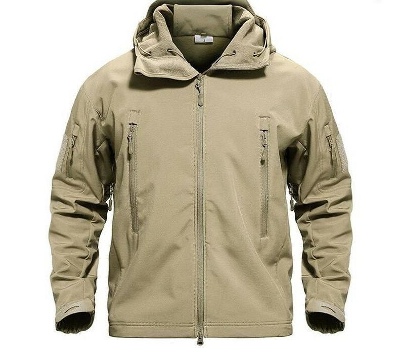 Men's Tactical Outwear