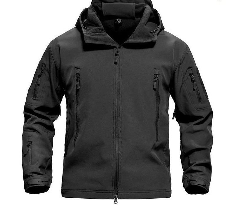 men s jacket coat military tactical themed
