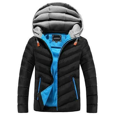 Men's Men Outerwear Jacket Male Brand