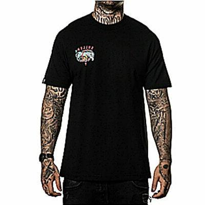 Sullen Men's Jade Short Sleeve Shirt Black