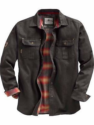 men s journeyman rugged shirt jacket
