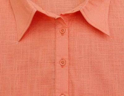 Atasi Kurta Peach Shirt Ethnic Clothing