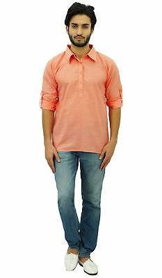 Peach Ethnic Clothing
