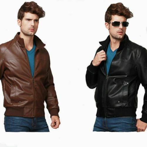 Men's Punk Motorcycle Coat