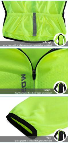 Men's Long Sleeve Cycling Jersey Bicycle MTB