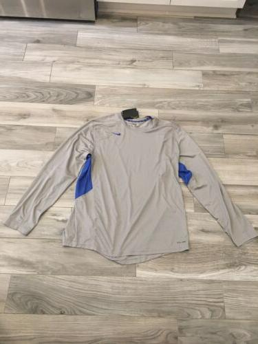 men s ls long sleeve training shirt