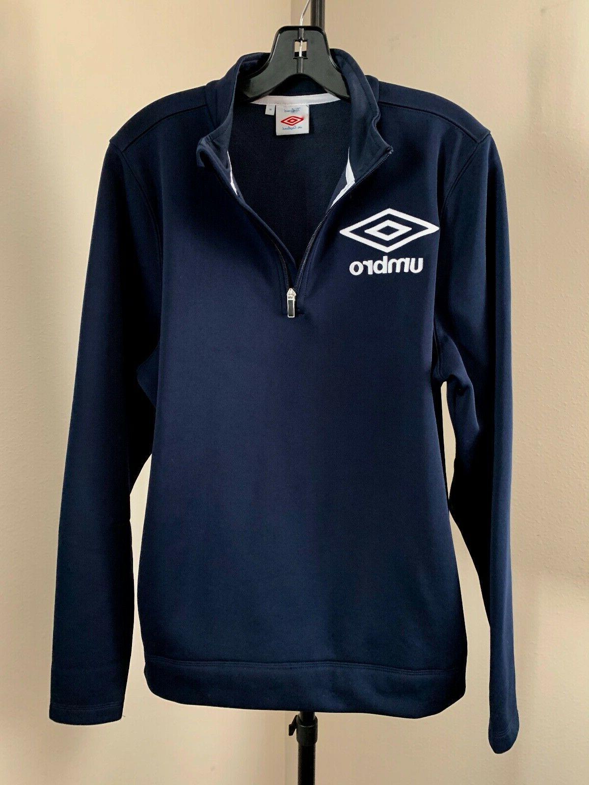 Men's M Umbro Soccer Fleece Lined