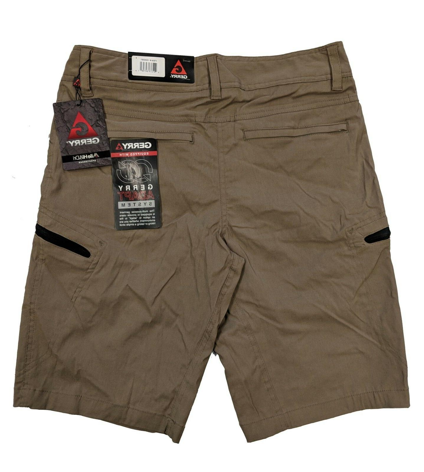 Gerry Mile Hi & Sportswear Protection Tan
