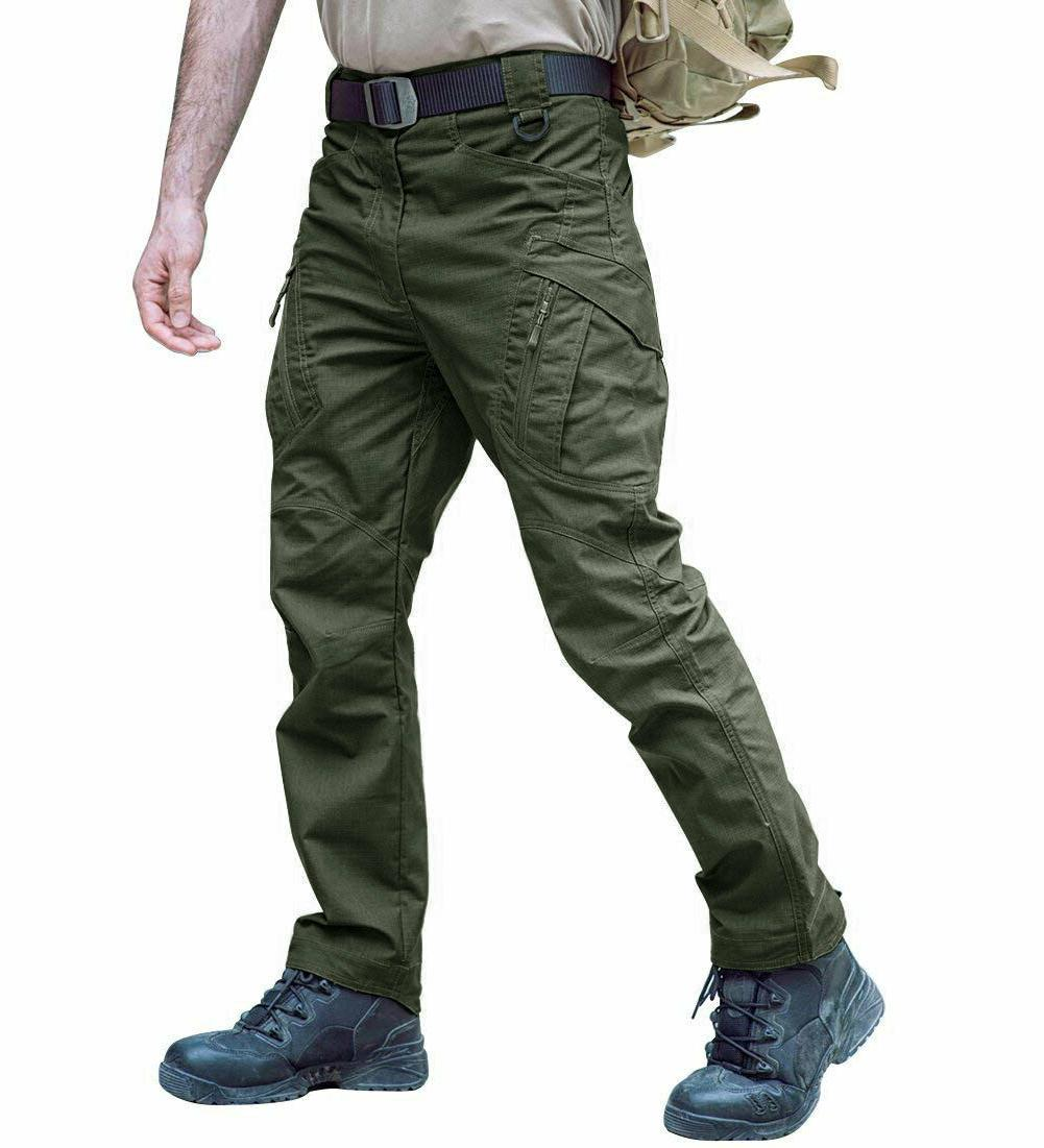 Men's Army Outdoor Trousers Cargo