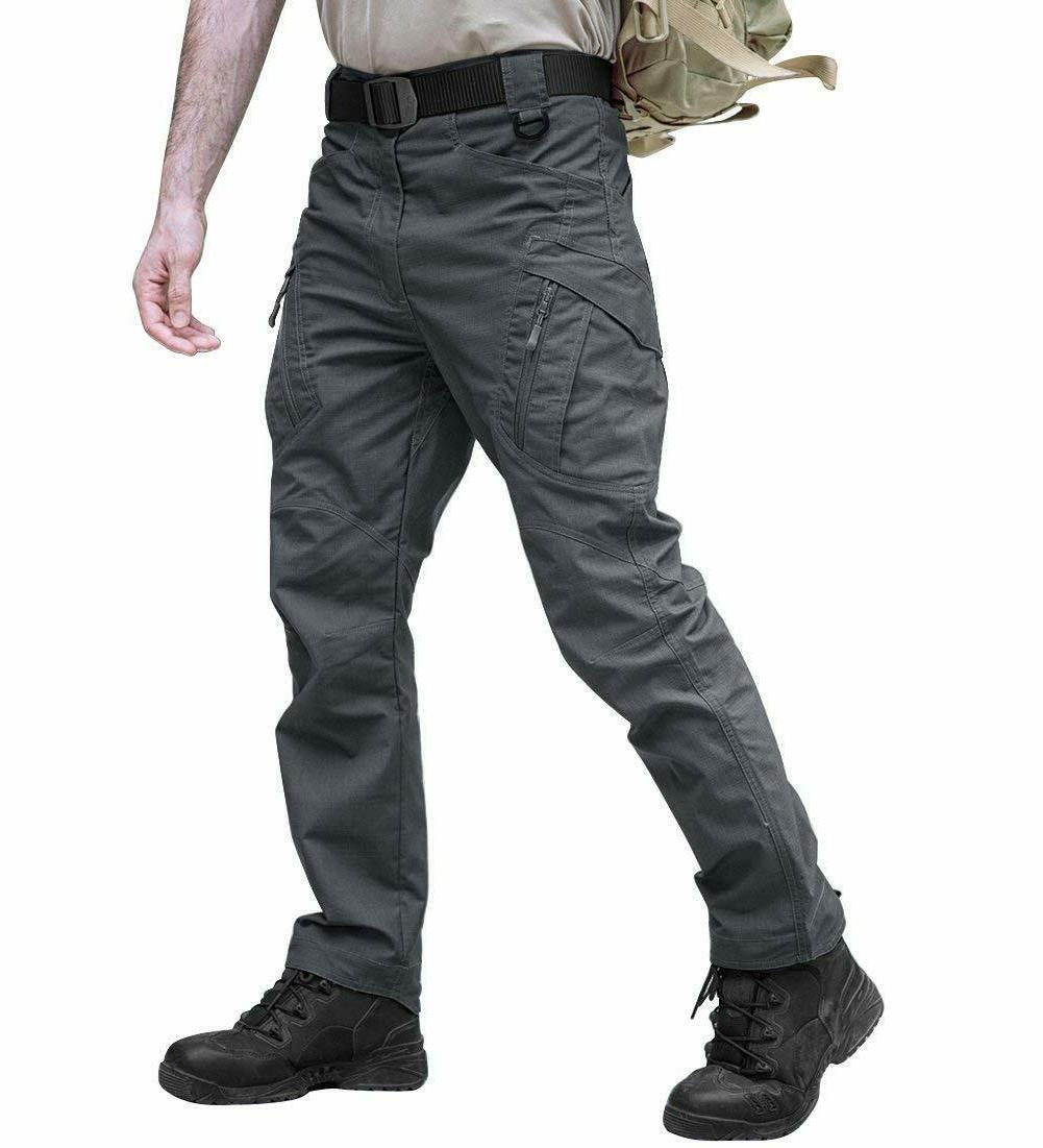 Men's Army Trousers Pants