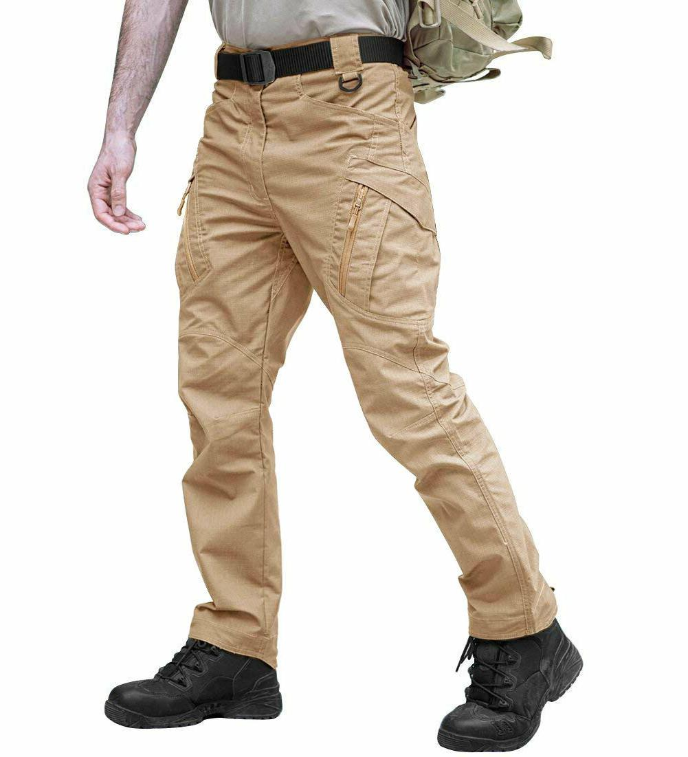 Men's Tactical Pants Army Outdoor