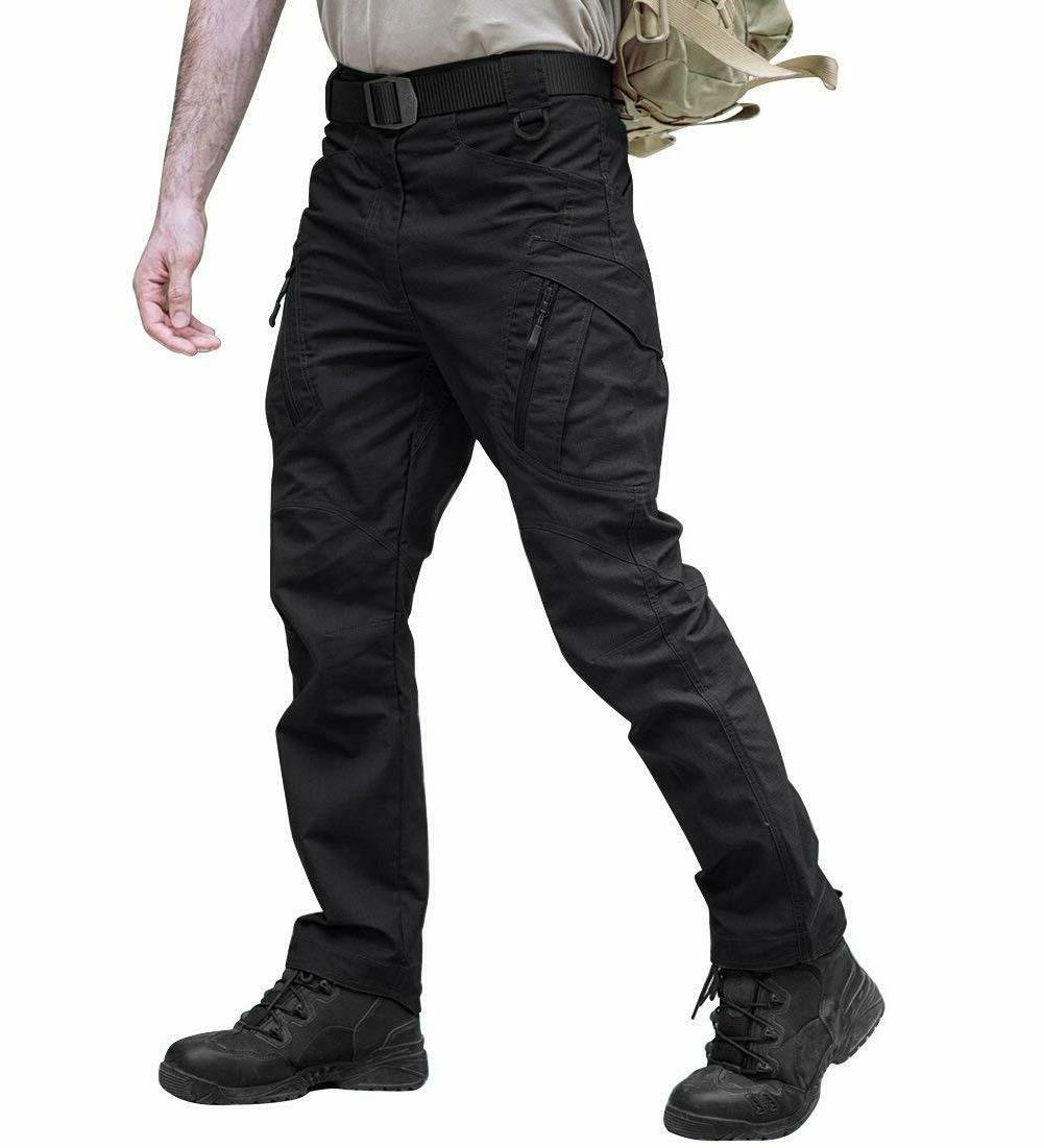 Men's Military Army Outdoor Trousers Cargo Pants