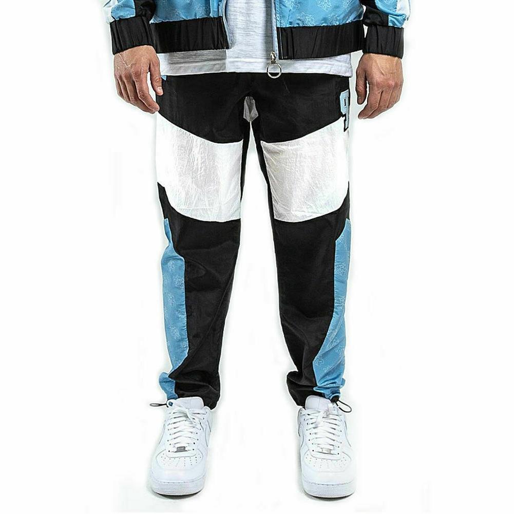 men s mr positive windbreaker pants light