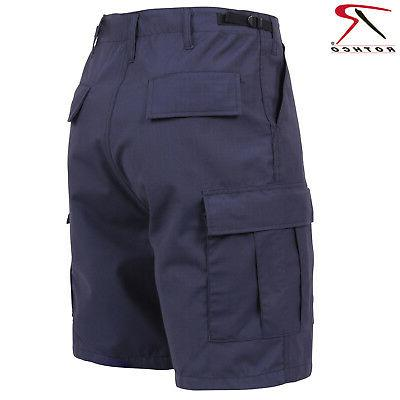 Men's Navy Lightweight Shorts Cloth Tactical Shorts