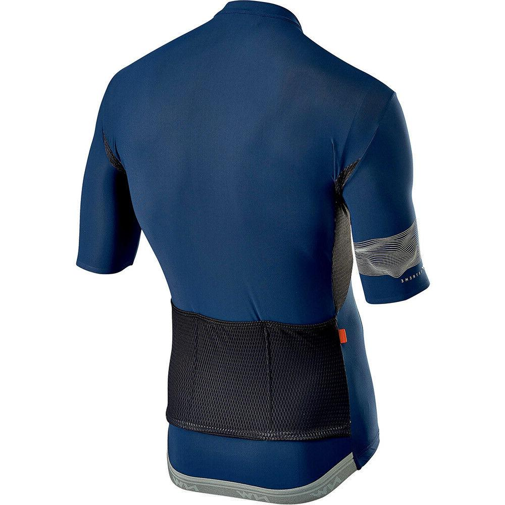 Men's New Cycling Breathable Sporting Racing Short Sleeve Tops