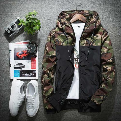 Men's Outwear Hoodies Clothing Male
