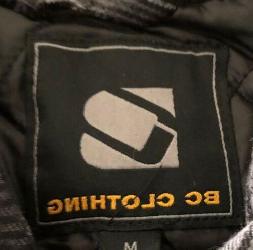 BC Clothing Men's Lining Tag