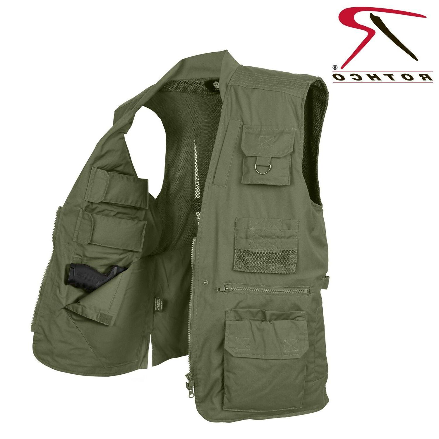 Rothco Black Concealed Shell # 8567