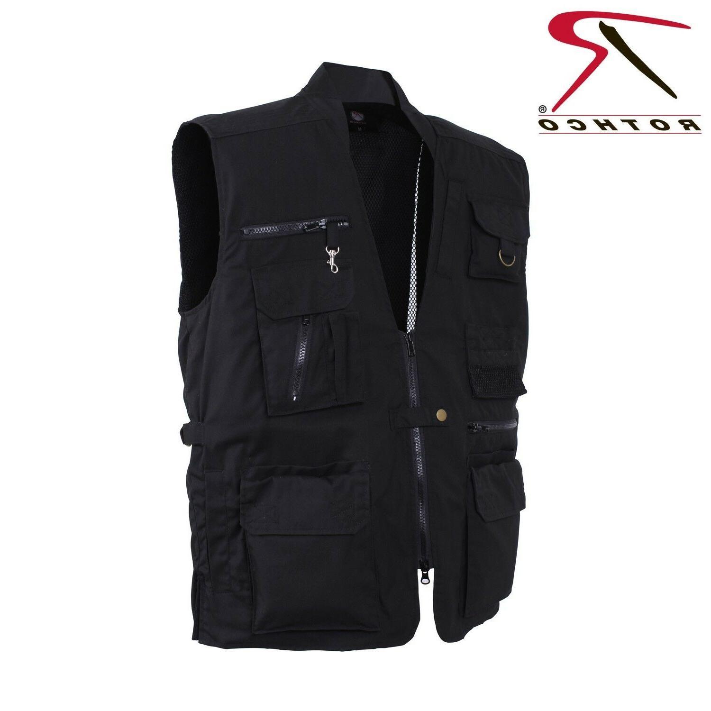 Rothco Cloths Black Shell Item # 8567