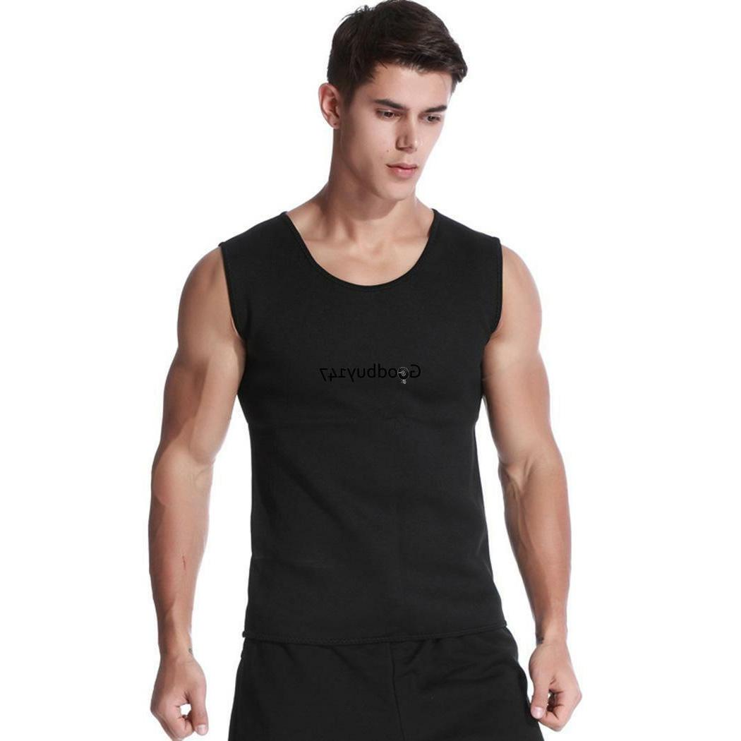 Men's Vest Exercise Running Clothes Vest GDY7